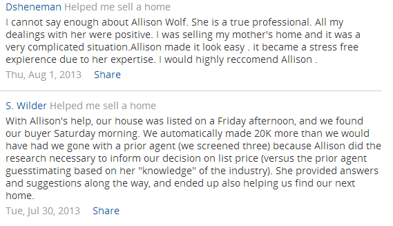 Allison_Wolf_Realtor_recommendations_