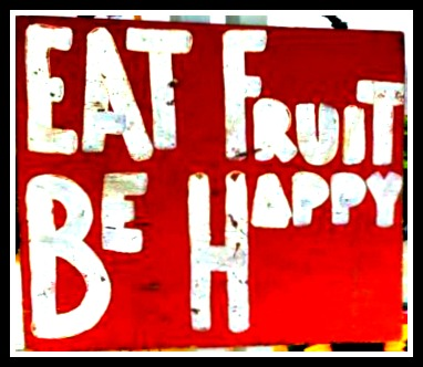 eat fruit be happy Ambler Farmers Market