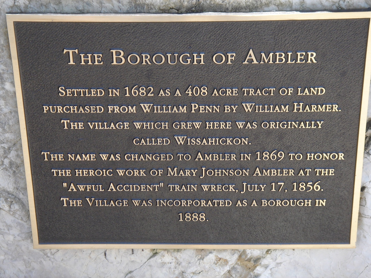 Ambler Borough