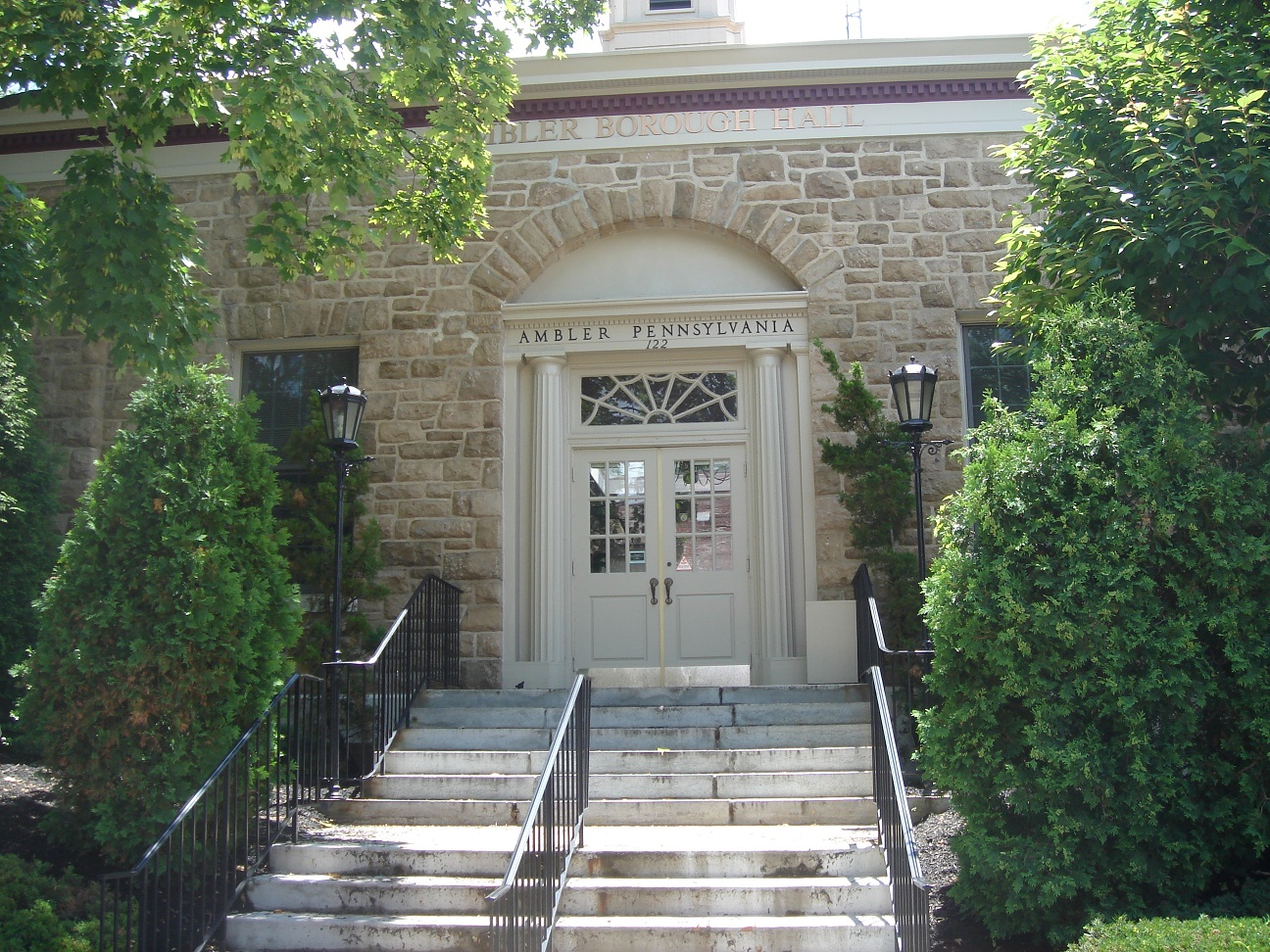Ambler Borough Hall