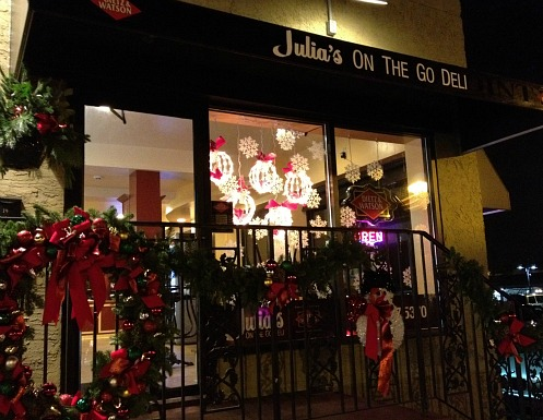 Julia\'s On The Go Deli