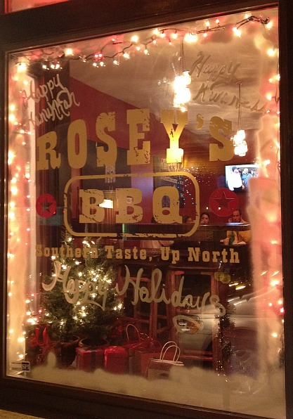 Rosey\'s BBQ